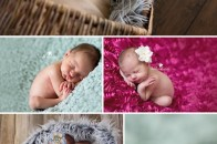 Dallas Newborn Twin Photographer