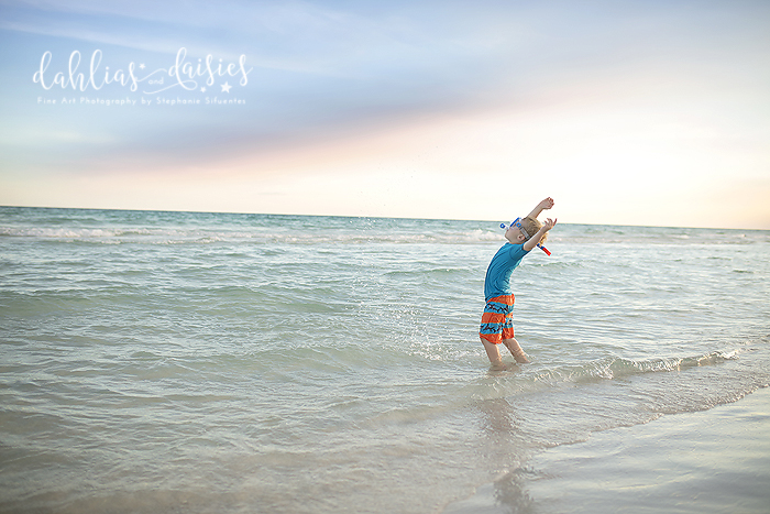 Dallas Family Beach Photographer - Destin, Florida