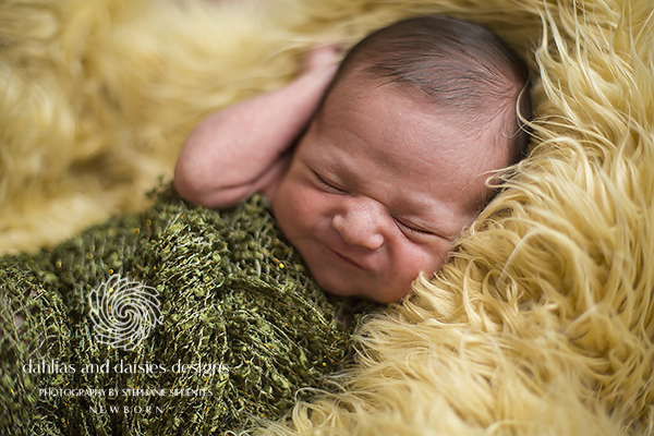 Dallas Newborn Boy Photographer