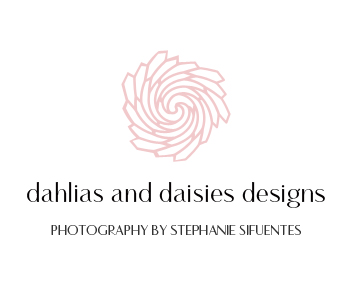 Dahlias and Daisies Designs logo